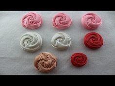 23) Tutorial Rose Kincir 2 Putaran - YouTube