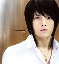 jaejoong_tvxq-II by w-miras on DeviantArt
