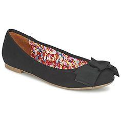 55€, antes 69 corte en textil de color negro El forro de la bailarina Vadady está compuesto de textil. Pensada con una plantilla en textil y suela en sintético Negro - Zapatos Mujer 55,20 €