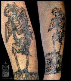 Venus Skeleton