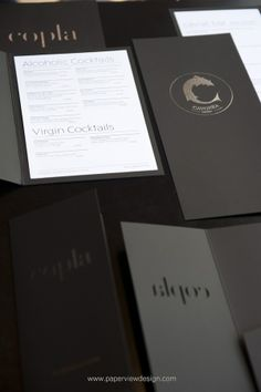 Copla by PAPERVIEW design , via Behance