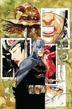 Batman Detective Comics 848 by Dustin Nguyen Bob Kane, Batman And Catwoman, Batman Art, Joker, Gotham City, Marvel, Dc Comics, Dustin Nguyen, Batman Detective Comics