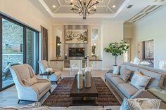Avondale Model -Quail West, Naples FL | Clive Daniel Home