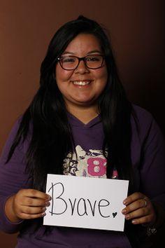 Brave, Aracely Macias, Estudiante, UPN, Monterrey, México
