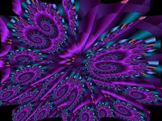 Spiral Butterfly by maya49m.deviantart.com on @DeviantArt