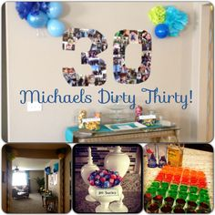 Husbands Birthday Party Man Husband Parties Gifts Pictures
