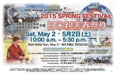 Atsugi base Spring Festival 2015