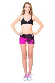 Liberty Shorts in Hot Pink