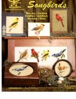 ru / Фото - Janet Powers Book The Bird Collection - Songbirds 2 - BlueBelle 123 Cross Stitch, Cross Stitch Fairy, Cross Stitch Flowers, Cross Stitch Designs, Australian Birds, Goldfinch, Cursed Child Book, Blue Jay, Animal Design