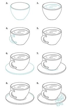20 Easy Drawing Tutorials for Beginners – Cool Things to Draw Step By Step – Drawing Techniques Easy Drawing Tutorial, Easy Drawing Steps, Step By Step Drawing, Food Drawing Easy, Step By Step Sketches, Diy Tutorial, Easy Sketches For Beginners, Doodle Art For Beginners, Drawing Lessons