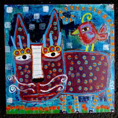 """Fly Away....FAST!""  Artist: Tracey Ann Finley"