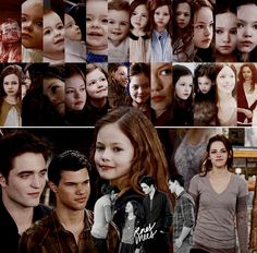 Twilight Renesmee, Twilight Wolf, Twilight New Moon, Twilight Movie Scenes, Twilight Series, Twilight Breaking Dawn, Breaking Dawn Part 2, Book 1, Picture Photo