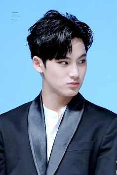 #5 Mingyu Seventeen This boy is perfect in every way. SO HANDSOME, good at everything and a sweetheart!
