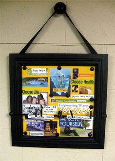 Successful leaders encourage people to make a dream board to keep their dreams alive. A dream board helps to visualize success and is a big boost to your small business efforts. Kids Sleep, Child Sleep, Goal Charts, Goal Board, Creative Memories, Kids Nutrition, Happy Planner, Fun Projects, Board Ideas