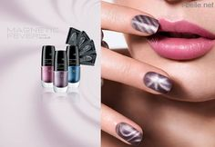 Summer 2013: ARTDECO Magnetic Nail Lacquer Collection