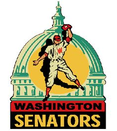 Washington Senators Baseball