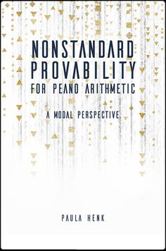 Nonstandard Provability Talin.net coverdesign