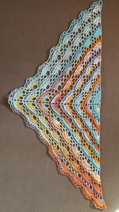 Bernat Yes Yes Shawl Free Intermediate Women's Shawl Crochet Pattern -- Wrap up your warm weather look with this stunning shawl. Shown in Bernat Cotton-ish by Vickie Howell.