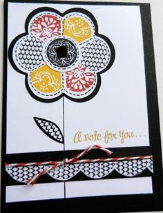 CTMH:  Just for You stamp set