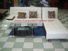L sofa bed