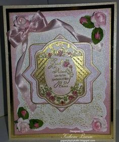 Good Friends and Roses Card JRC_084
