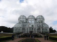 Parque Botânico - Curitiba - PN - Brasil
