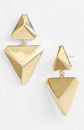 Vince Camuto 'Summer Metals' Drop Earrings