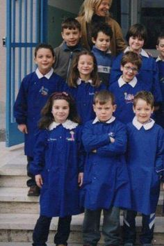 Little Gianluca Ginoble, what I'm really laughing at is the kid in the front row!