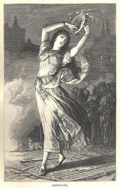 Esmeralda   ... Superficial – The looks of Esmeralda Disney Hunchback of Notre Dame