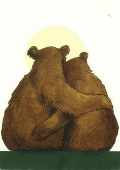 Hugga bear
