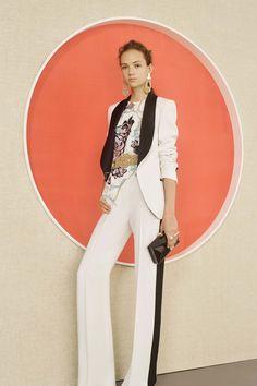 #ELIESaab  #fashion  #Koshchenets       Elie Saab Resort 2017 Collection Photos - Vogue