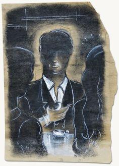 Ilustración de Bruno Netto basada en la novela El ídolo, de Eva Lara. -Presentación de Jorge-