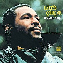 """Marvin Gaye  """"What´s Going On"""" (1971)"""