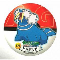 Pokemon 2006 Sapporo Ichiban Ramen AG Collection Series Walrein Sticker