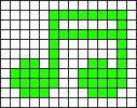Alpha Friendship Bracelet Pattern #9454