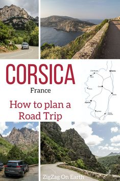 Plan your ideal Corsica Road Trip (France) Guide + Itinerary : Corsica Travel Guide – Complete guide to plan your road trip in Corsica: where to go, for how long, how to get there, planning your itinerary… Travel EuropeTravel Road Trip France, France Travel, Spain Travel, Italy Travel, Road Trip Corse, Corsica Travel, Outdoor Reisen, Europe Travel Tips, Travel Guide