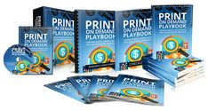 The Print On Demand Playbook Sales Funnel with Resell Rights - http://www.buyqualityplr.com/plr-store/print-demand-playbook-sales-funnel-resell-rights/.  The Print On Demand Playbook Sales Funnel with Resell Rights Give Me Sixty Minutes And I'll Show You How to Turn Your Digital Content Into a High Value Book and DVD In this Course, You'll Find Out How To Use Createspace and Kunaki To Create Hot Selling Physical Products You've come to this page....