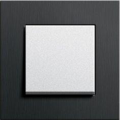Gira Esprit metal - Design variants