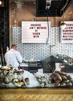 Best oyster bars in the country - ironside fish and oyster