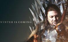 Eddard Stark Wallpaper by ~Rozensieg on deviantART Lord Eddard Stark, Catelyn Stark, Ned Stark, Winter Is Coming Stark, Sean Bean, Greys Anatomy Cast, Architecture Art Design, Castle Tv, Percabeth