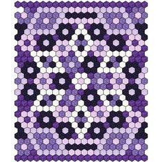 Hexagon Quilt 4