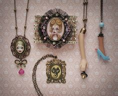 Curios cameo collection no 9 | Flickr - Photo Sharing!