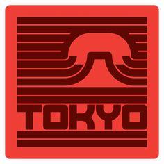 """""""Tokyo. #thicklines"""""""