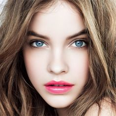 Romance your look Get flirty with soft pinks and bright eyes