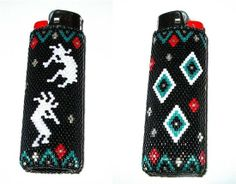 I need info to make a beaded Bic lighter cover - UPDATE - Forums - Beading Daily