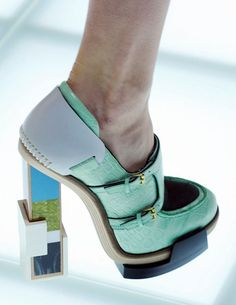 balenciaga. These are the coolest shoes ever