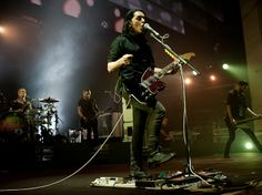 Oh, my / Exclusive photos of Placebo at Brixton Academy, London   Gigwise