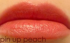 Pin Up Peach - Maybelline Color Whisper - A pretty coral - pink lip color
