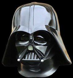 fan made Darth Vader Helmets