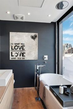 "Oliver Gal ""Do What You Love"" Canvas Art by Oliver Gal Gallery on @HauteLook"